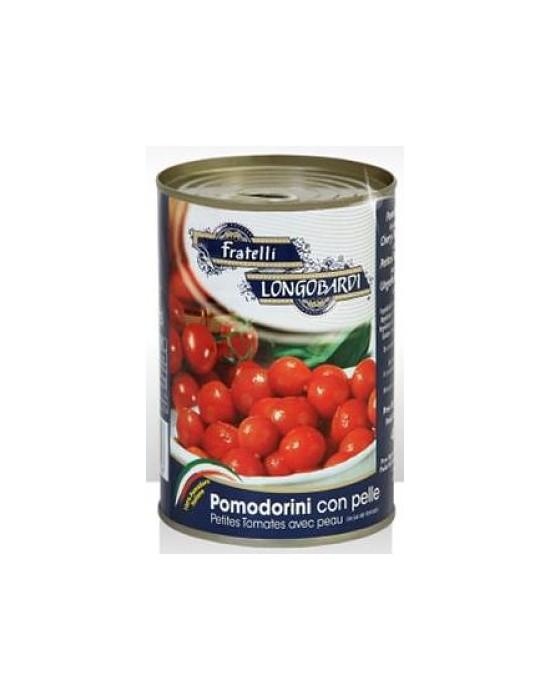 Pomodorini con piel