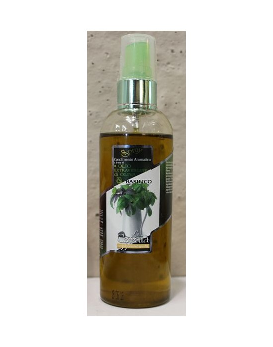 Olio Basilico Spray