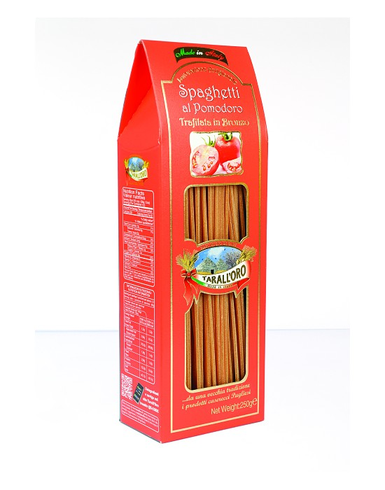 Espagueti al Pomodoro (Tomate)