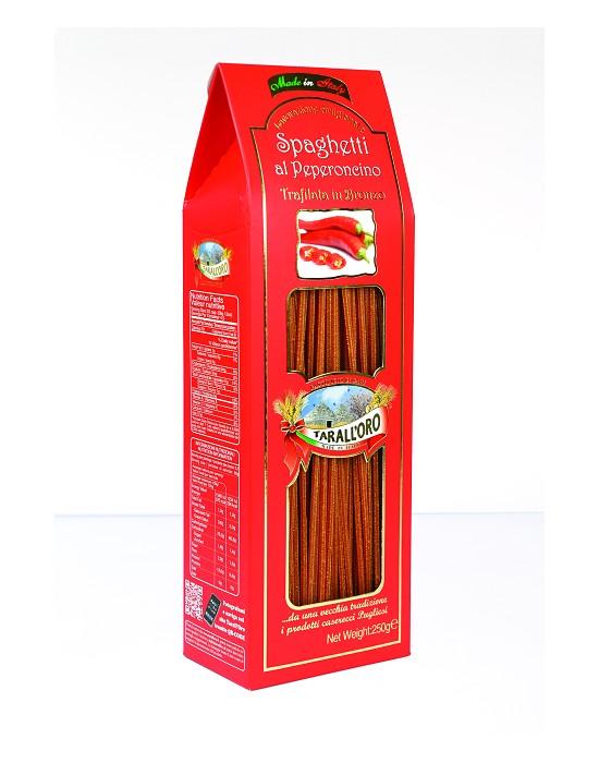 Spaghetti al Peperoncino