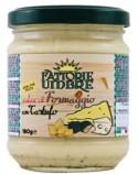 Crema de queso y trufa