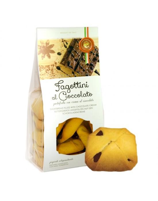 Fagottini al Cioccolato