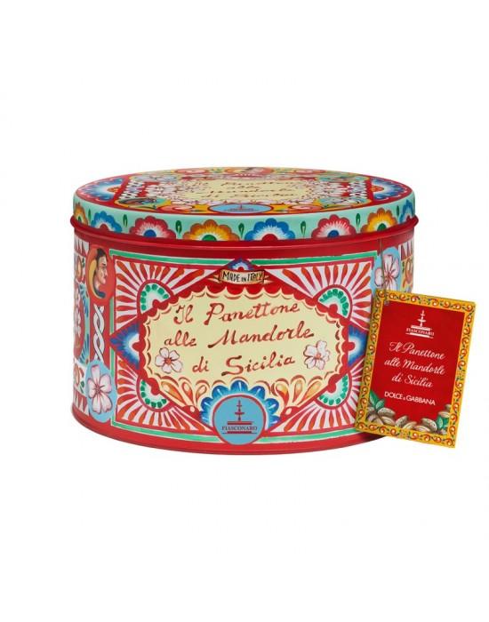 Panettone Almendras de Sicilia Dolce & Gabbana